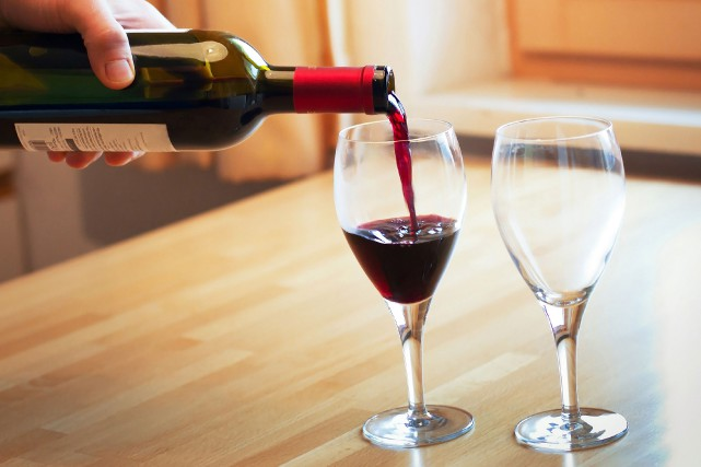 Les vins américains contenaient plus d'arsenic que les... (Photo Digital/Thinkstock)