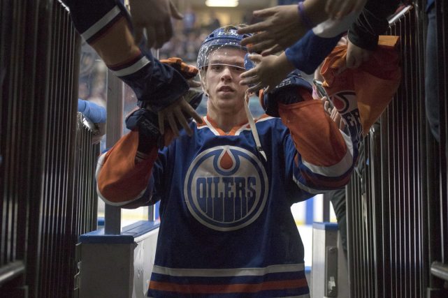 Connor McDavid... (Photo Liam Richards, PC)