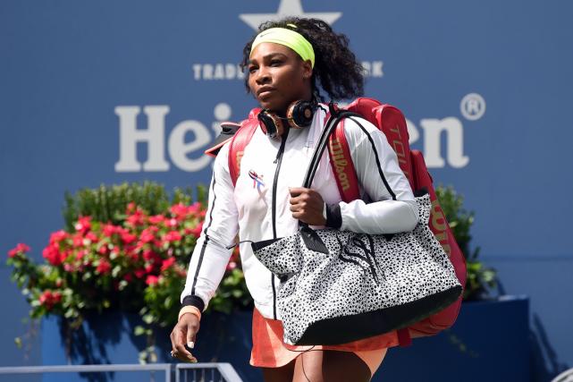 Serena Williamsrenonce aux deux dernières épreuves inscrites à... (Photo Jewel Samad, archives AFP)