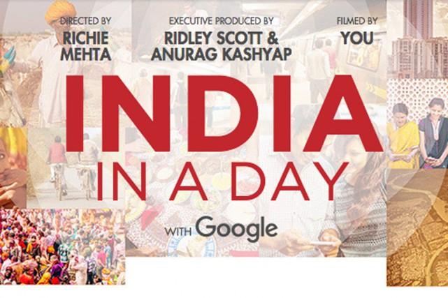 Google a annoncé jeudi un partenariat avec les cinéastes Ridley Scott, Richie... (Saisie d'écran)