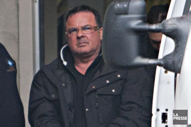 Raynald Desjardins est détenu depuis décembre 2011 pour... (PHOTO FRANCOIS ROY, ARCHIVES LA PRESSE)