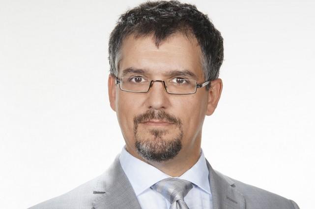 Le président sortant de l'Association québécoise des lobbyistes,Mathieu... (Photo d'archives)
