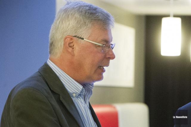 Guy Demers, auteur d'un rapport sur l'enseignement collégial... (Photothèque Le Nouvelliste)