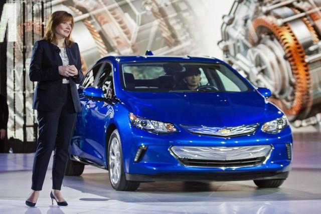 General Motors va commencer l'an prochain des expériences... (PHOTO D'ARCHIVES ASSOCIATED PRESS, TONY DING)