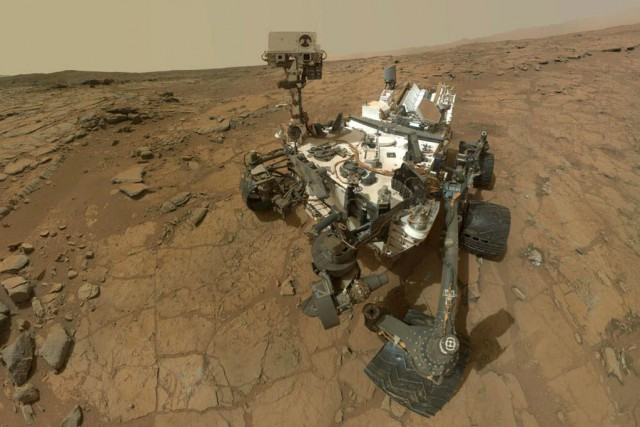 La mission de Curiosity, qui s'est posé sur... (Photo NASA)