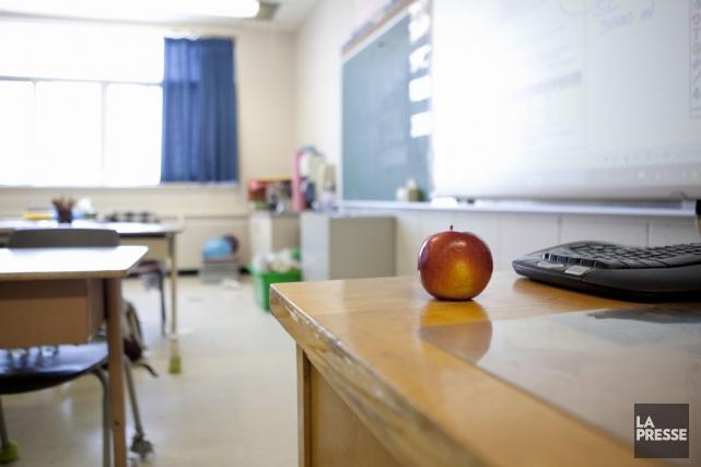 Un enseignant de Maniwaki a été reconnu coupable... (Photothèque La Presse)