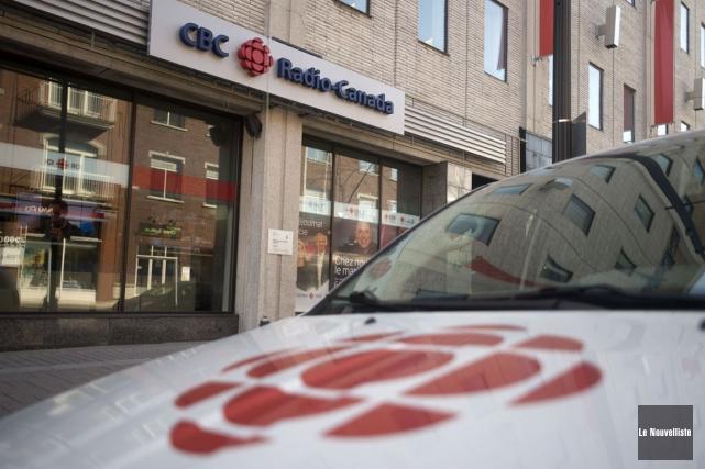 Radio-Canada tiendra deux débats avec les candidats de la circonscription de... (Photo: Stéphane Lessard, Le Nouvelliste)