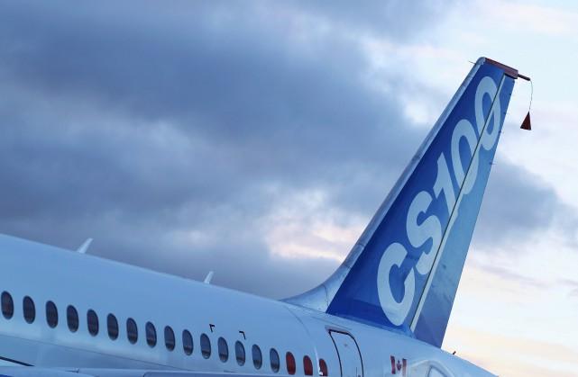 Le titre du fabricant d'avions et de matériel... (PHOTO CHRISTINNE MUSCHI, ARCHIVES REUTERS)