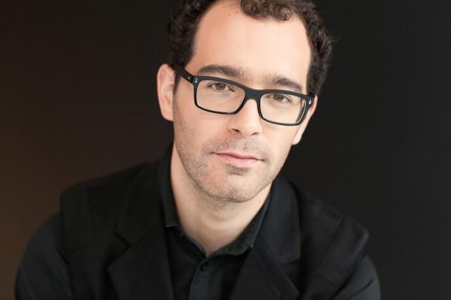 Frédéric Lambert et neuf autres musiciens québécois ont... (PHOTO ÉLIZABETH DELAGE, FOURNIE PAR L'ARTISTE)