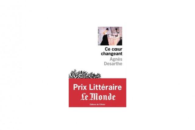 L'écrivaine française Agnès Desarthe dépeint un bien sombre destin dans ce... (Photo fournie par l'éditeur)