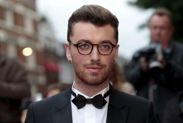 Sam Smith... (PHOTO SUZANNE PLUNKETT, REUTERS)