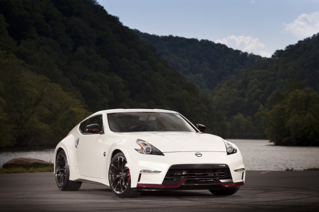 La Nissan 370Z Nismo 2016... (Photo fournie par Nissan)