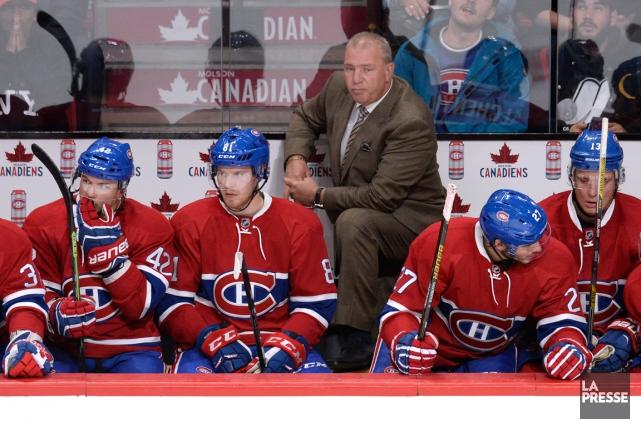 Le Canadien disputera un dernier match préparatoire samedi... (Photo Bernard Brault, La Presse)