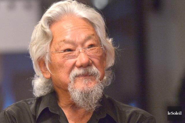 Selon le militant écologiste David Suzuki, le simple... (Le Soleil, Yan Doublet)