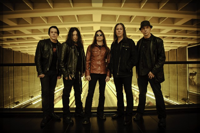 Les membres de Queensrÿche ont lancé un quatorzième... (Photo fournie)