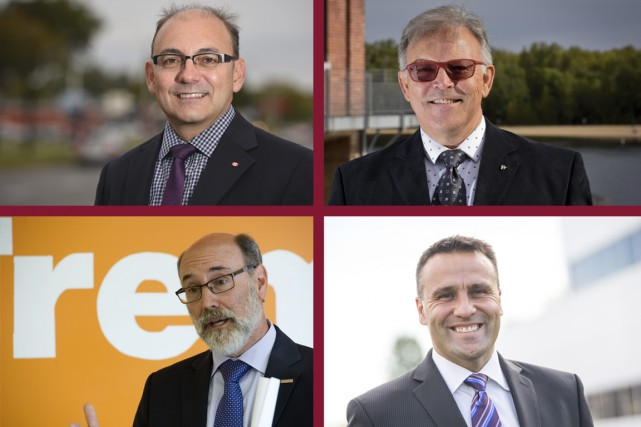 Si le débat de Radio-Canada Mauricie avec les candidats des quatre principaux...
