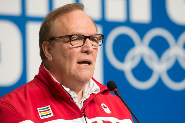 Marcel Aubut... (Archives, La Presse Canadienne)