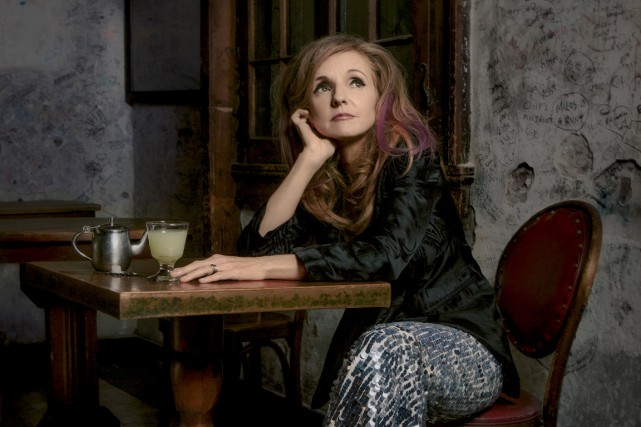 Patty Griffin, 51 ans, est l'une des auteures-compositrices... (Photo David McClister, fournie par Sony Music)