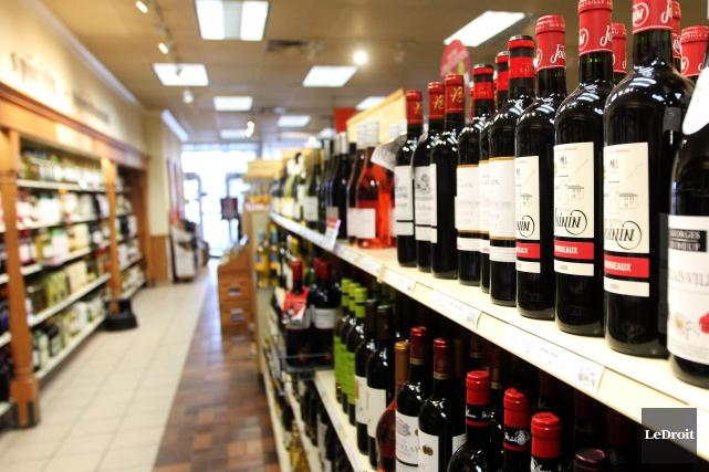 De nombreux mythes circulent au sujet du vin,... (Etienne Ranger, Archives LeDroit)