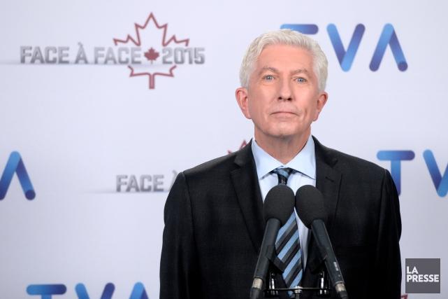 Les attaques du chef du Bloc québécois, Gilles... (PHOTO BERNARD BRAULT, LA PRESSE)
