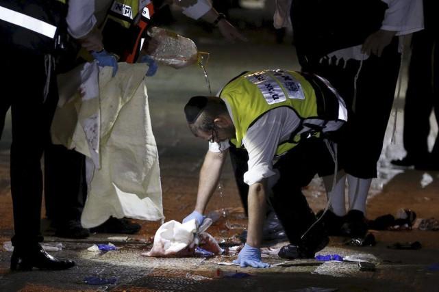 Cette attaque intervient dans un contexte de heurts... (PHOTO AMMAR AWAD, REUTERS)
