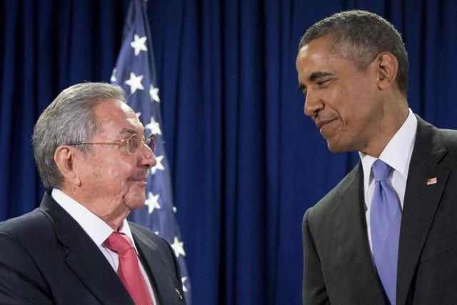 Le président américain, Barack Obama, a rencontré cette... (Photo Andrew Harnik, AP)