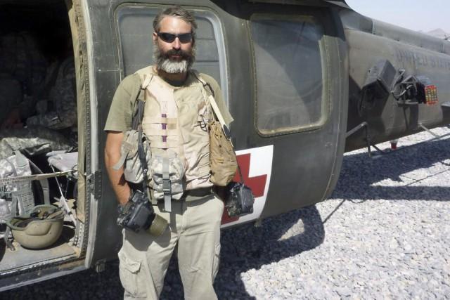 Âgé de 47 ans, LouiePalu a tourné des... (La Presse Canadienne, Louie Palu)