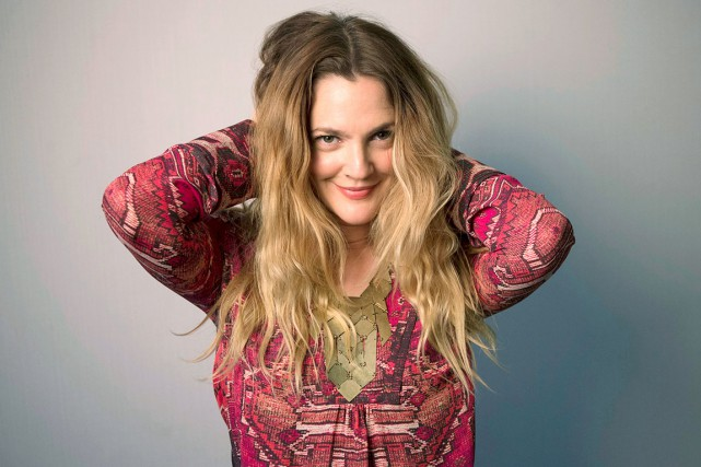 Drew Barrymore... (La Presse Canadienne, Chris Young)