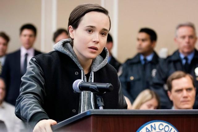 Ellen Page joue le rôle de Stacie Andree,... (AP, Phil Caruso)