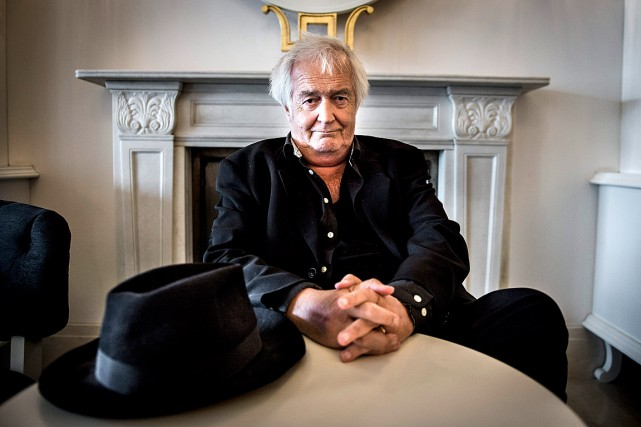 Henning Mankell, photographié en juin 2015.... (Photo Nora Lorek, archives AP)