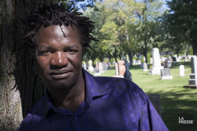 Boucar Diouf est né dans la savane africaine. Il le répète souvent. Tout le... (PHOTO OLIVIER PONTBRIAND, LA PRESSE)