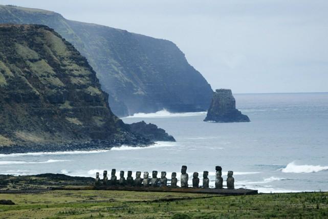La présidente chilienne a annoncé lundi la création... (PHOTO CARLOS BARRIA, ARCHIVES REUTERS)