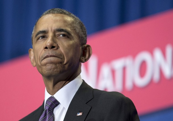 Le président des États-Unis, Barack Obama... (Photothèque Associated Press)