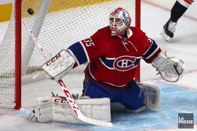 Dustin Tokarski a offert des performances décevantes au... (Photo Jean-Yves Ahern, USA Today)