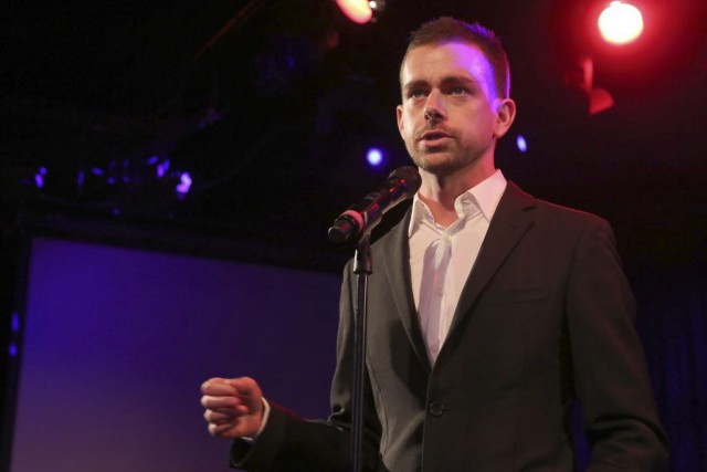 Jack Dorsey... (Photo Mary Altaffer, archives AP)