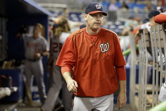 Matt Williams... (Photo Lynne Sladky, AP)