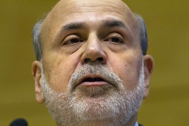 Au cours des mandats de Ben Bernanke, la... (PHOTO JACQUELYN MARTIN, ARCHIVES ASSOCIATED PRESS)