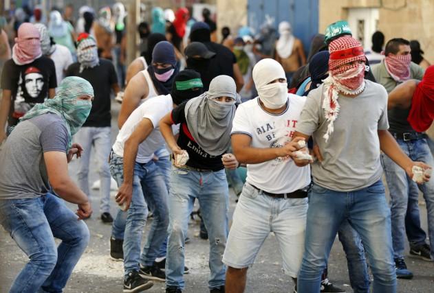 Le quartier de Chouafat, à Jérusalem-Est, a lui... (PHOTO AHMAD GHARABLI, AFP)