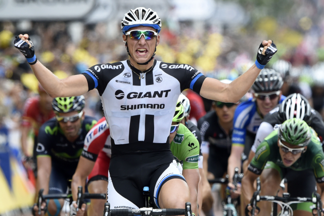 Marcel Kittel... (Photo Eric Feferberg, archives AFP)