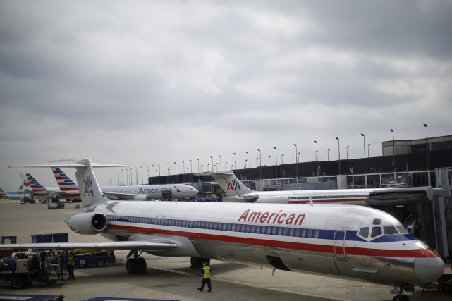 La compagnie American Airlines a refusé de dévoiler... (Photo archives Reuters)