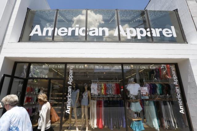 American Apparel perd de l'argent chaque année depuis... (Archives AP)