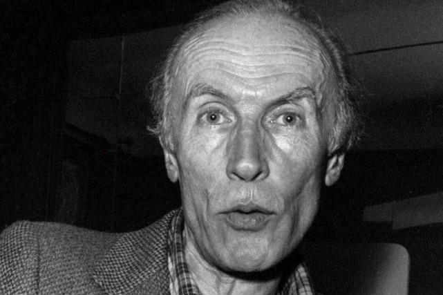 Éric Rohmer en avril 1981.... (ARCHIVES AP)