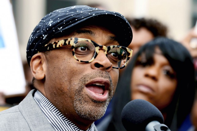 Spike Lee est un des grands ambassadeurs de... (AP, Phil Velasquez)