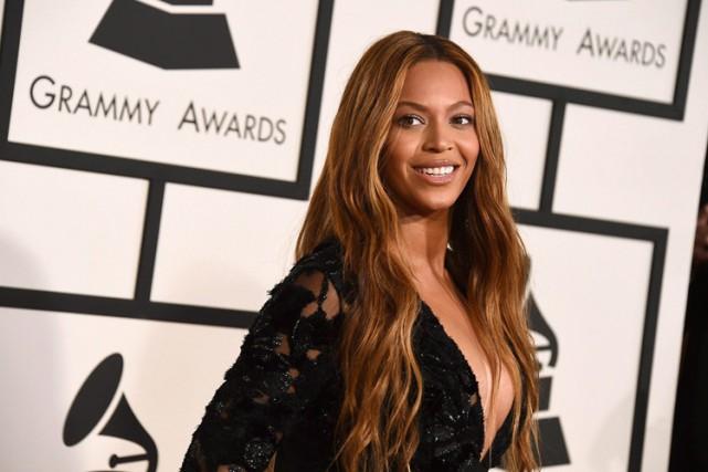 Beyoncé... (AP)