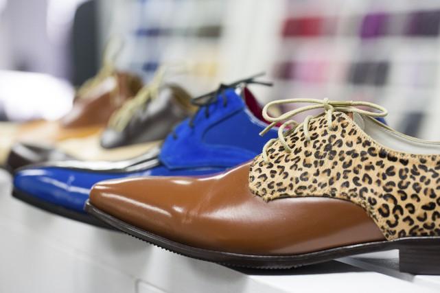 Valin Confection offre maintenant la chaussure pour hommes... (Fournie par Valin Confection)
