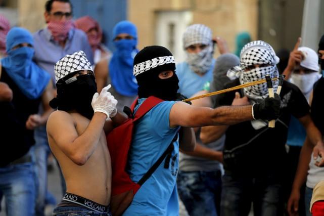 Après la mort d'un Palestinien de 13 ans... (PHOTO REUTERS)