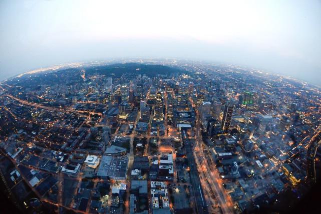 La Fondation du Grand Montréal rend public aujourd'hui... (PHOTO BERNARD BRAULT, ARCHIVES LA PRESSE)