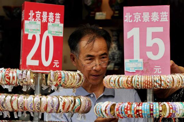 Le regain d'inquiétude du FMI concerne tout particulièrement... (Photo AFP)