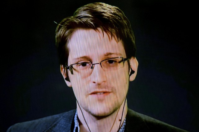 Edward Snowden... (PHOTO ARCHIVES REUTERS)