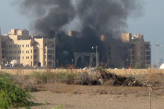 Ces attaques illustrent l'insécurité persistante dans le sud... (Photo SALEH AL-OBEIDI, AFP)